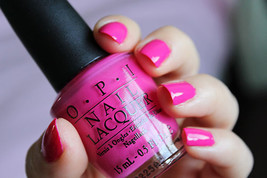OPI Nail Lacquer Pink Flamenco 0.5 fl oz (15ml) NEW - $8.99