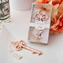 Rose Gold Vintage skeleton key bottle opener from fashioncraft  - $4.99