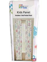 "Unicorn, ONE Rod Pocket Panel, 42"" X 84"", Mainstays Kids Pretty Princess, Castle - $14.80"