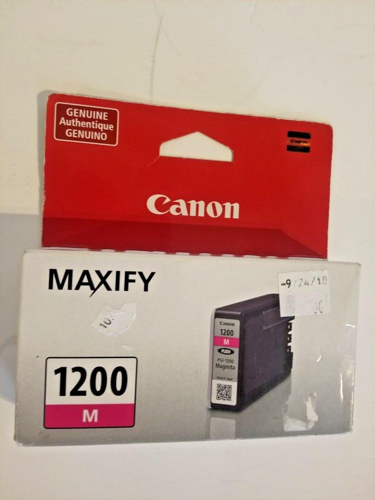 canon maxify 1200 ( Magenta )