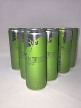 RED BULL THE GREEN EDITION KIWI APPLE ENERGY DRINKS 12 FL OZ - 12PACK - ... - $93.49