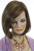 Kristi 10RH16 Medium Lace Front Monofilament Hand Tied Jon Renau Wavy Wigs - $417.38