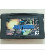 Metroid Zero Mission - Game Boy Advance - Reproduction Cartridge - Ninte... - $11.99