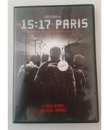 The 15:17 To Paris (DVD, 2018) Pre-owned - $6.92