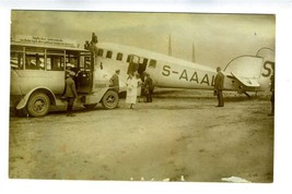 Bus Picking Up Passengers at Junkers Templehof ... - $84.15
