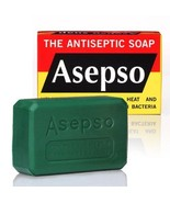 80g Asepso Antiseptic Soap - Skin Infections Reducing Bacteria Skin - $6.19