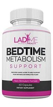 Bedtime Metabolism Support Nocturnal Weight Management Supplement with R... - $13.99