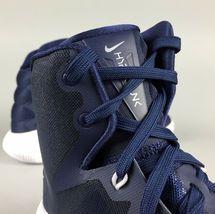 New Men's Nike Hyperdunk 2016 Basketball Shoe Size 11.5 Blue White 856483-442 image 6