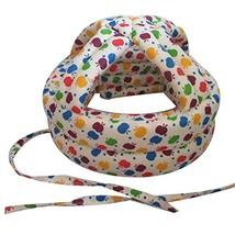 Lovely Cartoon Apple Baby Drop Resistance Crash Helmet Protective Headgear Cap image 2