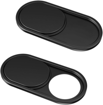Webcam Cover Slide 2-Pack 0.023 Inch Ultra-Thin Metal Phone Camera Cover... - $9.61