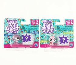 The Littlest Pet Shop Series 2 - Lot of 2 ( 2 Packs) - Ladyfly Perrito F... - $10.47