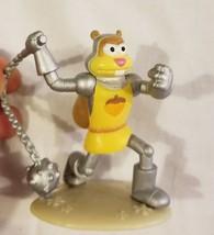 Spongebob Sandy Cheeks Mini Figure Viacom Just Play Toy Knight Medieval - $11.75