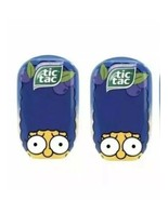 The Simpsons Limited Edition Jumbo Marge TIC TAC Blueberry 3.4 oz ~ 2 Pack - $8.71
