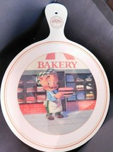 Vintage Looney Tunes Porky Pig. Delancey. Bakery. Wall Decor. 1994 Warne... - $9.77