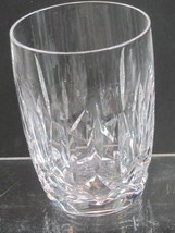 Kildare Signed Waterford CUT GLASS DOR crystal Ireland - $49.00