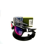 Oakley Sunglasses Shaun White Jupiter LX Polished Black w Red Iridium 24-144 - $458.15