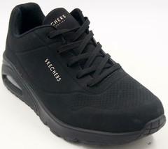 Skechers UN Stand on air trainer Women's Black Sneakers Sz 11 M Shoes EUC - £40.02 GBP