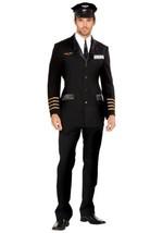 Men's Mile High Pilot Costume  - $54.54