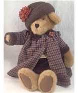 Boyds Bears Amanda K Huntington 912025 Tags Plushie Stuffed Animal Teddy Bear - $19.79