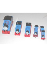 Thomas & Friends Thomas Train Gullane Limited Mattel 2009 2012 2013 6pcs... - $39.25