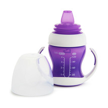 Munchkin Gentle Transition Trainer Cup 125ml Purple - $23.51
