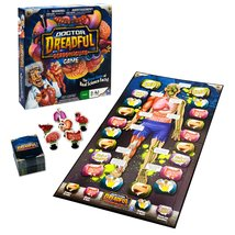 Dr. Dreadful Scabs and Guts Board Game - $14.85