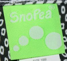 Snopea 3 Piece Outfit Vest Shirt Pants Black White Velour Size 18 Months image 6