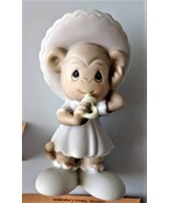 Precious Moments Figurine #BC911 Love Pacifies 1991 w box & tags - $27.99