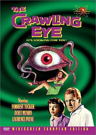 The Crawling Eye DVD