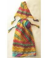 Vintage Barbie Halter Dress Best Buy #8680 in Live Action Ken Fabric  24... - $98.00