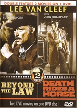 Beyond the law  death rides a horse dvd double feature lee van cleef western  1  thumb200
