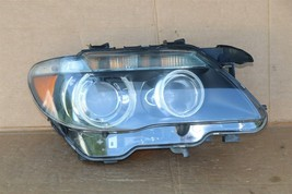 06-08 BMW E65 E66 750i 760i Xenon HID AFS Adaptive Headlight Passenger Right RH image 1