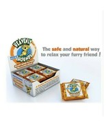 Heavenly Hounds Dog Anxiety Relief Peanut Butter Flavored - 2 Oz - Pack ... - $48.50