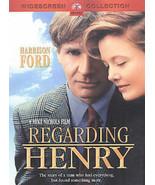 DVD Regarding Henry Harrison Ford Annette Bening 16:9 WS Letter Dolby 5.... - $4.99