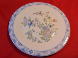 "8"", Bone China, Salad Plate, Royal Doulton, in the Coniston H5030 Pattern. - $4.99"