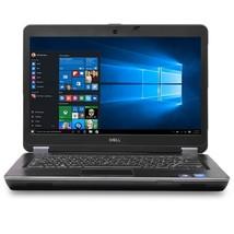 Dell Latitude E6440 Core i5-4300M Dual-Core 2.6GHz 4GB 500GB DVDRW 14 LE... - $362.26