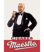 Maestro Cigares by Anonymous - Art Print - $19.99+