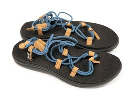 Teva Women's Voya Infinity Citadel Blue Sandals Shoes 1019622 Strappy St... - $38.99