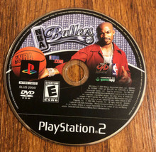 Nba Ballers: Phenom Play Station 2 PS2 Game Disc Only - Tested - $7.62