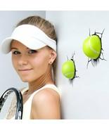 Child lamp 3d led light wall boy girl balloon tennis sticker risse - $200.02