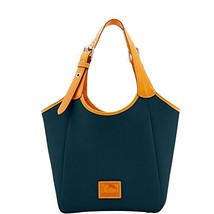 Dooney & Bourke Penelope Black Leather Tote  - $229.00