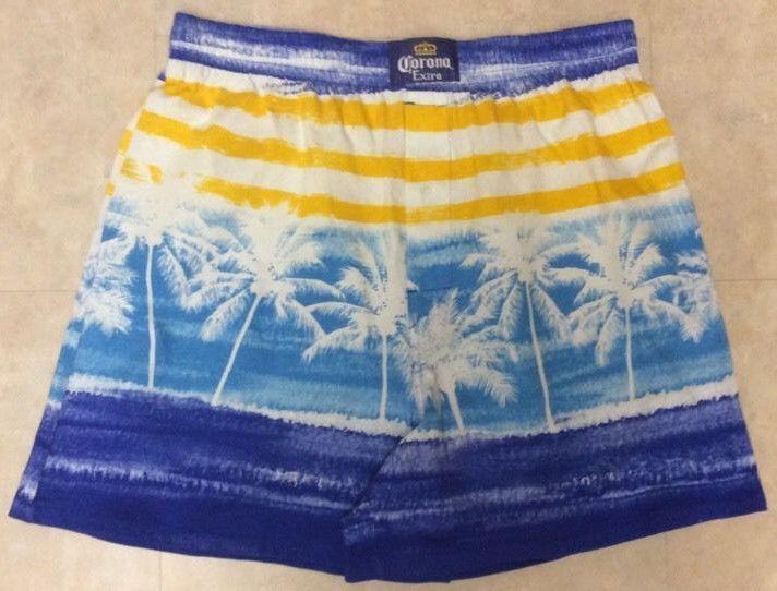 5ad1299b62 Corona Extra Beer Knit Boxer Mens Small 28 and 50 similar items