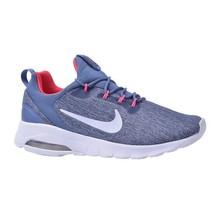 best sneakers b0163 3a0b8 DONNA Nike Air Max Motion Racer Scarpe Diffusa Blu Grigio 916786 401 Msrp -  £46.02