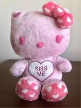 Hello Kitty Momoberry Stuffed Pink Heart Pattern 2007 Years Sanrio Anime... - $121.26