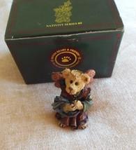 Boyds Bears Bearstone Serendipity, as the Guardian Angel Item #2416 Seri... - $32.50