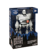 "Large 15"" The Iron Giant Lights & Sounds Walking Robot Toy Action Figure - $39.95"