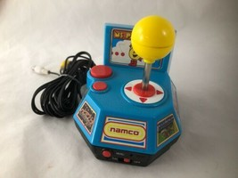 Ms Pac Man Galaga Plug & Play 5 in 1 TV Game Namco Jakks Pacific Tested Working - $17.99