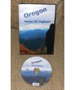 Oregon Home of Bigfoot? (DVD,2014)documenting Bigfoot activity in Oregon - $9.90