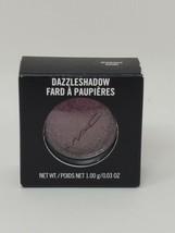 New Authentic MAC Dazzleshadow Eye Shadow Midnight Shine - $14.92