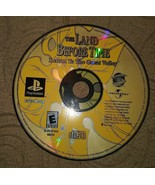 The Land Before Time: Return to the Great Valley (Sony PlayStation 1) *D... - $4.94